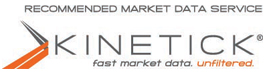 Recommended Market Data Service Kinetick | fast market data unfiltered